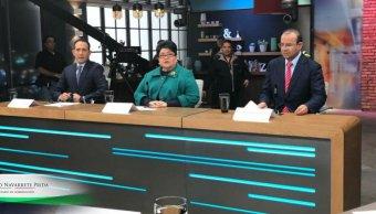 Políticos y especialistas hablan sobre la Ley de Seguridad Interior en 'Si me dicen no vengo'