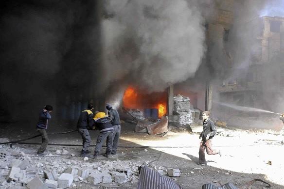 """Alto comisionado de la ONU pide frenar """"aniquilación"""" de sirios en Guta"""