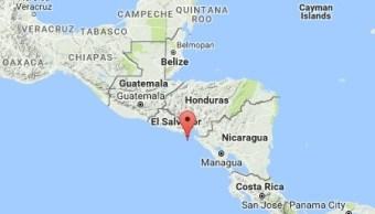 Sismo magnitud 5 3 sacude El Salvador