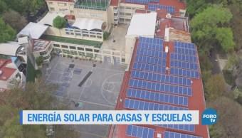 Sistemas de energía solar de Caliza