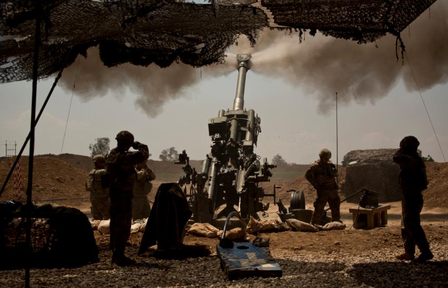 El ejercito de Estados Unidos se traslada a Afganistán