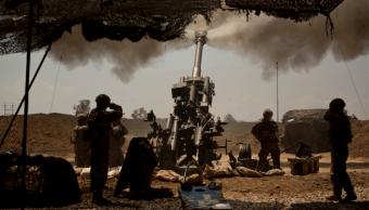 EU inicia retirada de Irak tras derrota del Estado Islámico, según contratistas