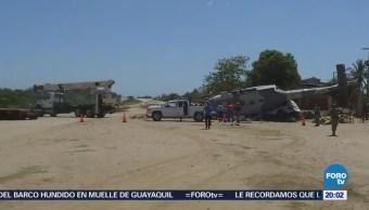 Someterán Pruebas Periciales Helicóptero Accidentado Oaxaca