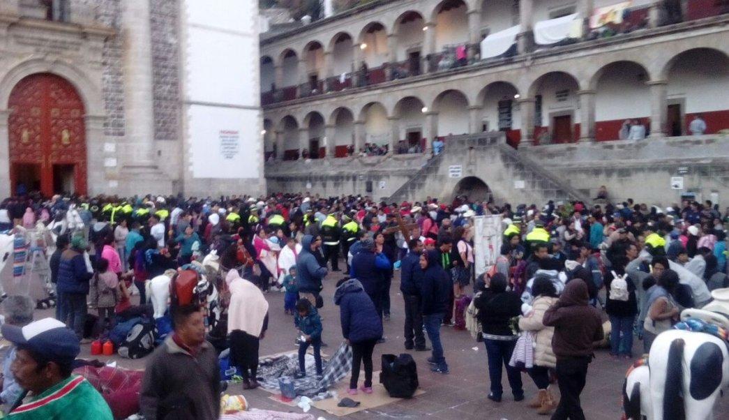Despliegan en Edomex más de tres mil policías