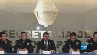 Ssp-Cdmx Admite Errores Protocolos Detención Joven Marco Antonio