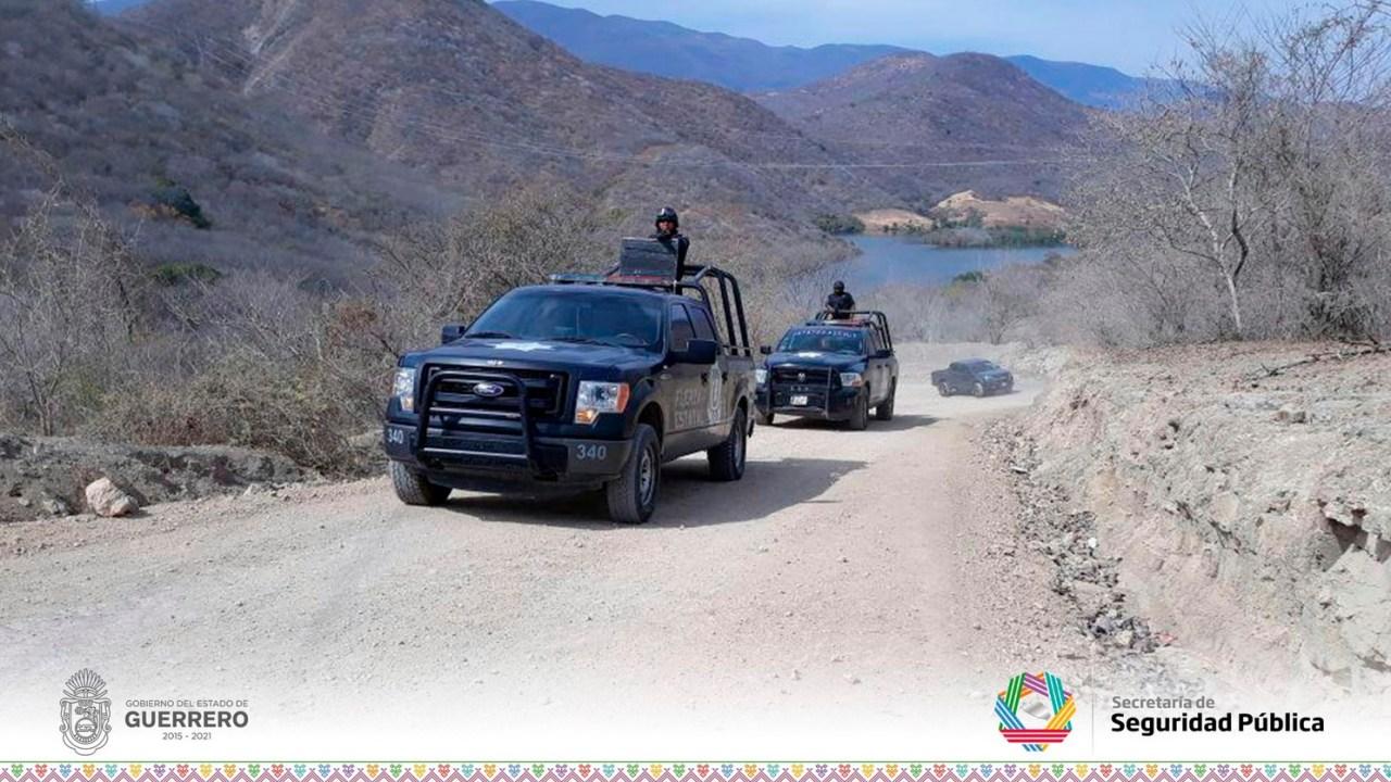 Integrantes de 'Los tequileros' asesinan a policías comunitarios en Guerrero