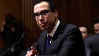 Para Estados Unidos es prioridad renegociar el TLCAN: Mnuchin