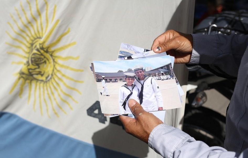 Argentina ofrece 4.9 mdd a quien halle el submarino ARA San Juan