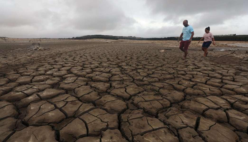 Sudáfrica declara estado desastre nacional sequía