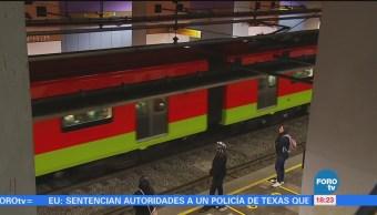 Suicidios en el Metro ya es un tema de salud pública