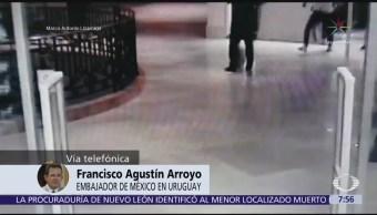 Suman 12 los mexicanos detenidos por asalto en joyería en Uruguay