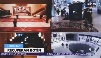 Suman 15 mexicanos detenidos por robo a joyería en Punta del Este