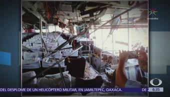 Suman 24 Heridos Explosión Ferry Quintana Roo