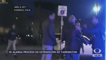 Supremo Italiano Acepta Recurso Contra Extradición Yarrington México