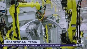 Suspenden trabajos sobre reglas de origen automotriz en negociación del TLCAN