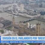 Theresa May defiende: el Brexit es para buscar independencia comercial