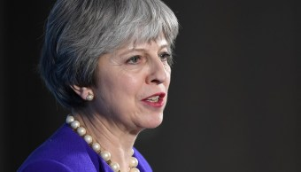 Theresa May advierte del abuso contra mujeres a través de la red