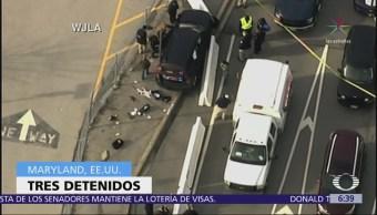 Tiroteo en Agencia de Seguridad Nacional no fue acto terrorista, según autoridades