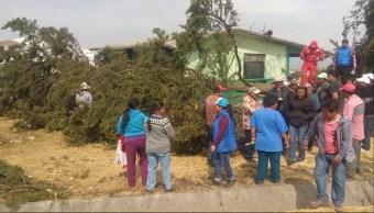 tornado dana 45 casas jiquipilco estado mexico