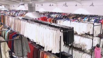 El almacén de trajes más grande de Europa está cerca de Madrid