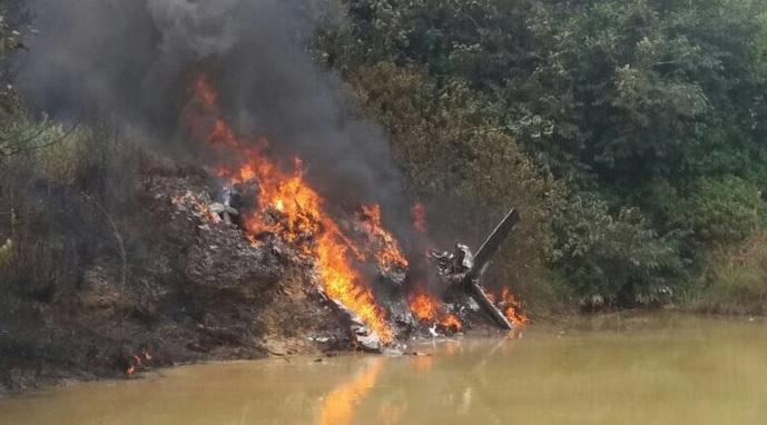 Tres muertos caer y explotar avión Brasil