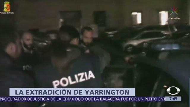 Tribunal italiano frena la extradición de Tomás Yarrington a México