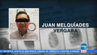 Vinculan a proceso a extesorero del Gobierno de Quintana Roo