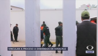 Vinculan a proceso a tres exmandos policiacos del gobierno de Duarte