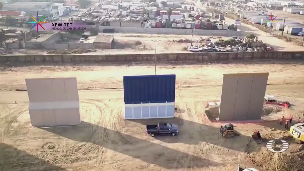 Construcción del muro comenzará