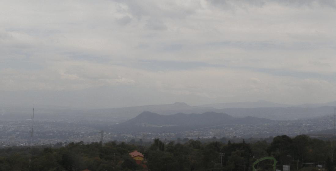Temporada de ozono para Valle de México iniciará el 15 de febrero