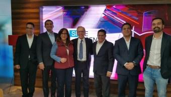 PAN, PRI y Morena hablan sobre corrupción