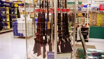 Walmart anuncia que no venderá armas menores 21 años