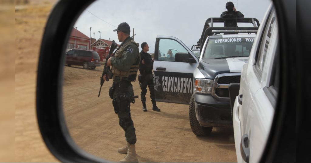 abaten a 'el gabacho', jefe de plaza del cartel de sinaloa, en guachochi