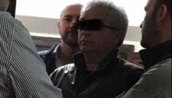 Italia extradita al exgobernador Tomás Yarrington a Estados Unidos.