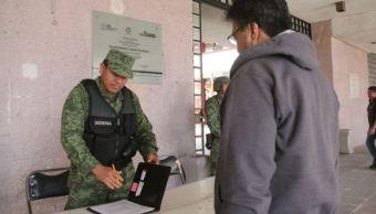 Ponen en marcha programa de canje de armas en Zacatecas