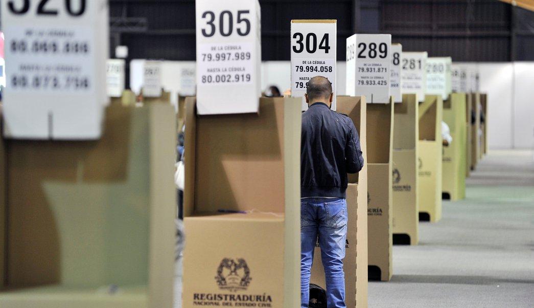 Petro y Duque se medirán en las elecciones presidenciales de Colombia