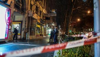 Detienen a sospechoso de al menos cuatro apuñalamientos en Viena