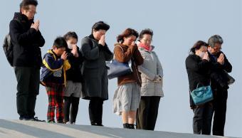 Japón conmemora siete años del tsunami y accidente nuclear de Fukushima