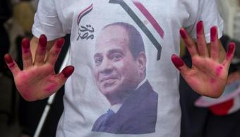 al sisi reelegido en egipto con mas del 90 de votos segun medios