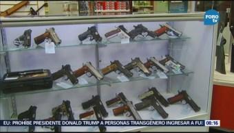 7 De Cada 10 Estadounidenses Reconocen Haber Disparado Armas