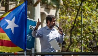Candidato propuesto para gobierno catalán pospone su demanda ante Estrasburgo