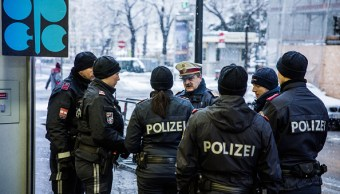 Ataque con cuchillo deja tres heridos en Viena