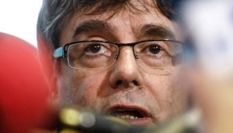 Finlandia recibe solicitud de España para extraditar a Carles Puigdemont
