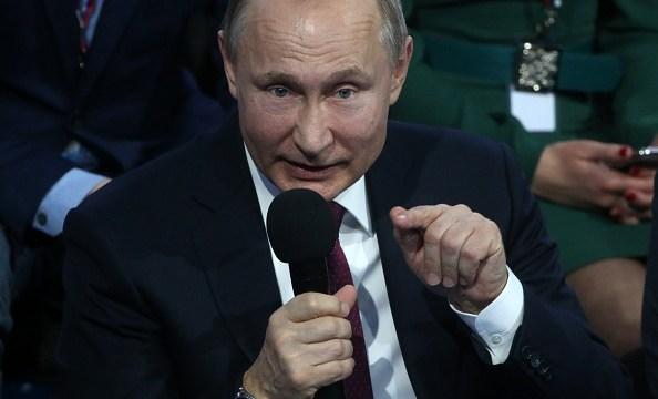 Putin exige a EU enviar evidencia de presunta intervención rusa en elecciones