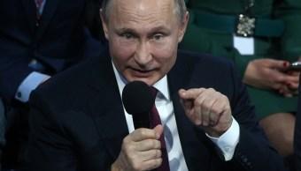 Putin: Nuevas armas rusas están hechas con materiales que nadie más tiene