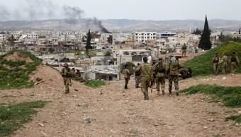 Erdogan dice que tropas pueden tomar ciudad de Afrín en cualquier momento