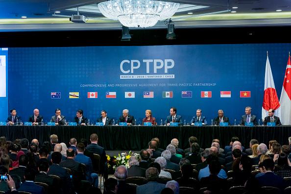 Manifiesta OCDE satisfacción por firma de Acuerdo Transpacífico
