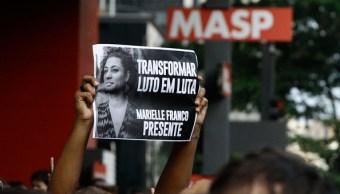 Niegan versión sobre muerte de activista en Brasil