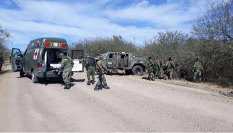 Muere militar durante persecución de presuntos huachicoleros en Sinaloa