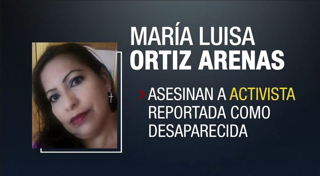 Hallan cuerpo de activista en carretera Iguala-Taxco